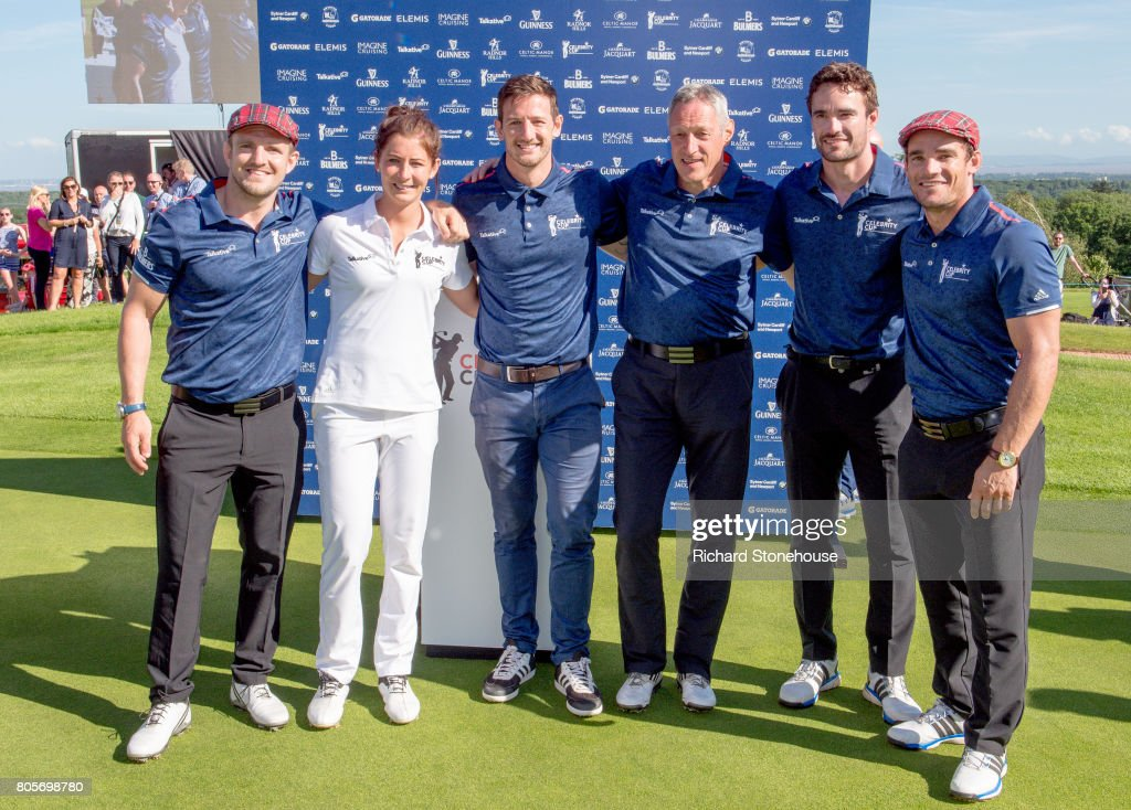 Celebrity Cup At Celtic Manor Resort - Day 2