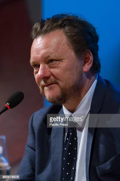 Scottish writer John Niven is guest of 2017 Turin Book Fair
