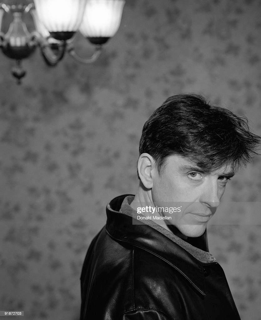 Scottish-American actor, comedian and TV presenter Craig Ferguson poses for a portrait shoot in Edinburgh, 18th February 2000.