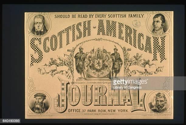 'ScottishAmerican Journal' by Joseph Laing