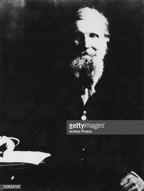 Scottishborn American naturalist John Muir circa 1900