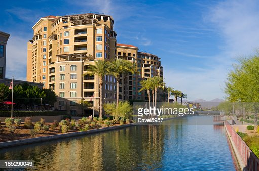 Scottsdale towers et le canal