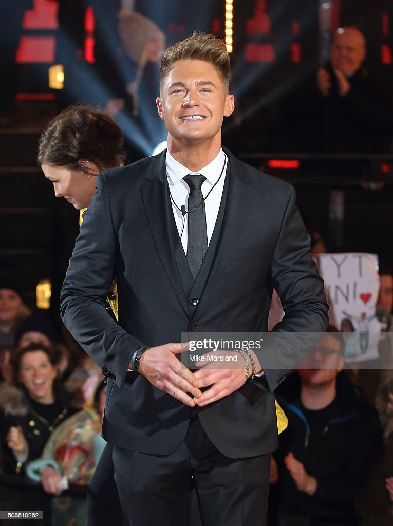 Scotty T is crowned winner of Celebrity Big Brother at Elstree Studios on February 5, 2016 in Borehamwood, England.