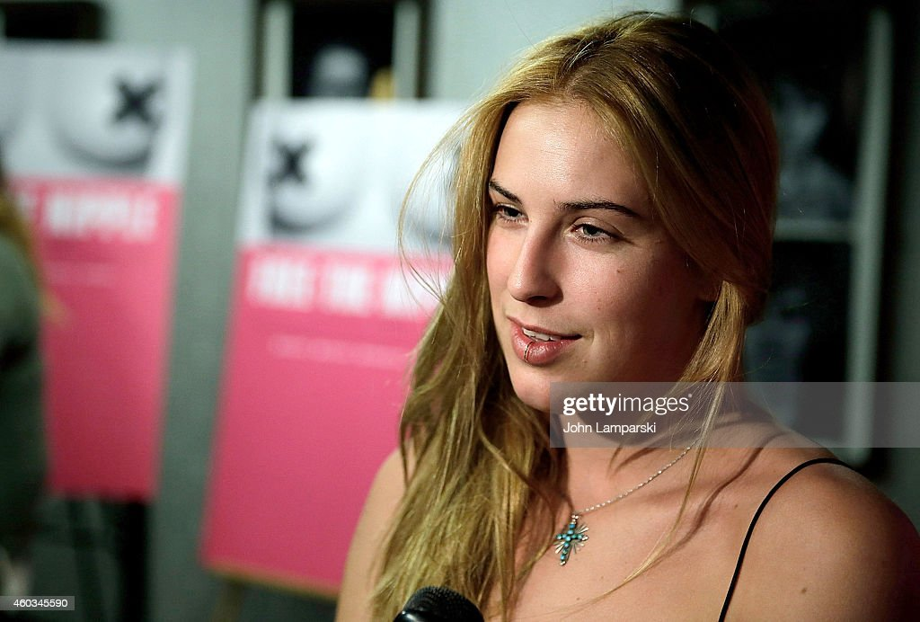 Scout Willis attends 'Free The Nipple' New York Premiere at IFC Center on December 11, 2014 in New York City.