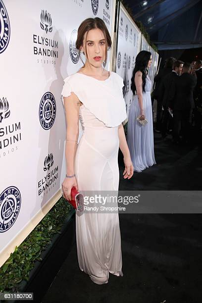 Scout Willis attends The Art of Elysium presents Stevie Wonder's HEAVEN Celebrating the 10th Anniversary at Red Studios on January 7 2017 in Los...