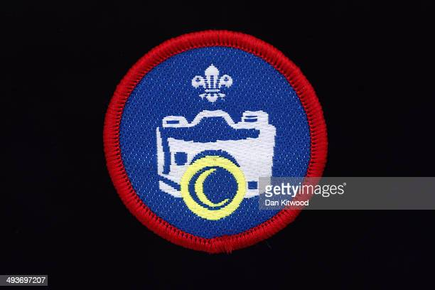 Scouts 'Photographer' Activity Badge on May 15 2014 in London England The Scout Movement have recently announced a range of new badges for Beavers...