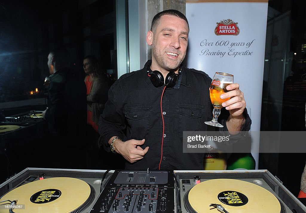 DJ Scram Jones attends the GQ Derby Style Event Presented By Stella Artois on May 3, 2013 in Louisville, Kentucky.