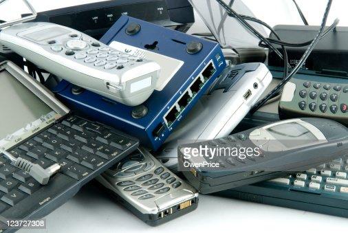 Scrap Electrical goods