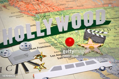 Scrapbooking around Los Angeles