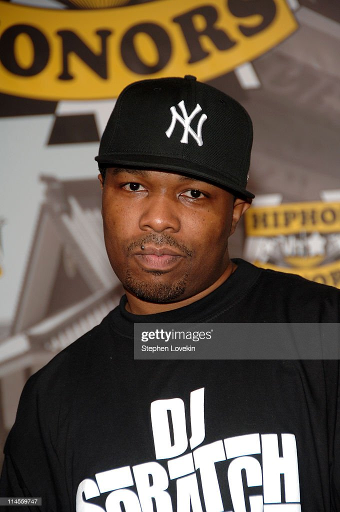 DJ Scratch during 2006 VH1 Hip Hop Honors - Arrivals at Hammerstein Ballroom in New York City, New York, United States.