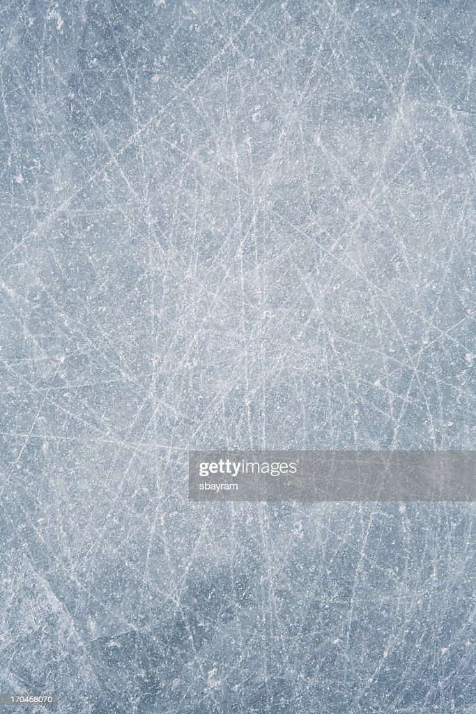 Scratched Ice background