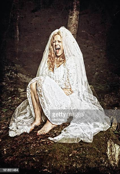 Screaming bride