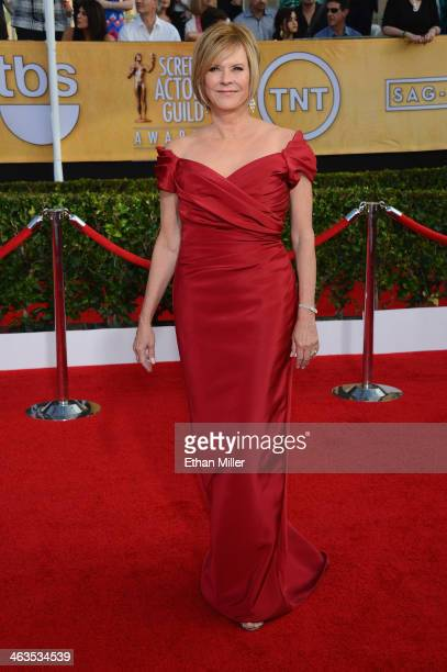 Screen Actors Guild Foundation President JoBeth Williams attends the 20th Annual Screen Actors Guild Awards at The Shrine Auditorium on January 18...
