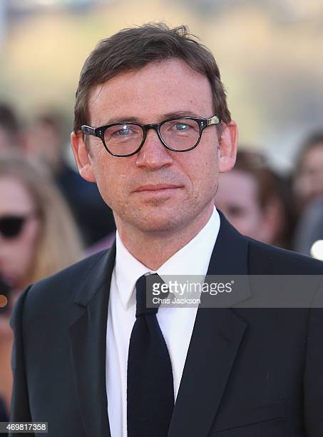 Screen writer David Nicholls attends the World Premiere of 'Far From The Madding Crowd' at BFI Southbank on April 15 2015 in London England