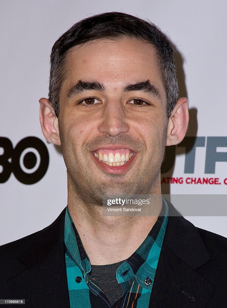 Screenwriter Adam Baran attends the Outfest Film Festival - Screenwriting Lab Reading at Directors Guild Of America on July 18, 2013 in Los Angeles, California.