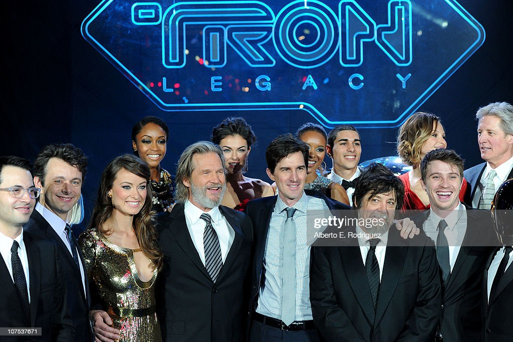 "World Premiere Of Walt Disney's ""TRON: Legacy"" - Red Carpet"
