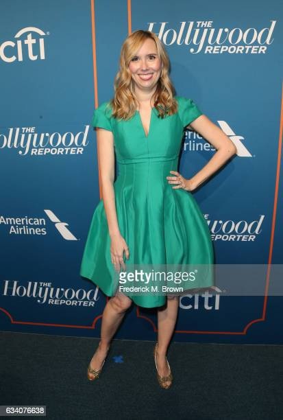 Screenwriter Allison Schroeder attends The Hollywood Reporter 5th Annual Nominees Night at Spago on February 6 2017 in Beverly Hills California