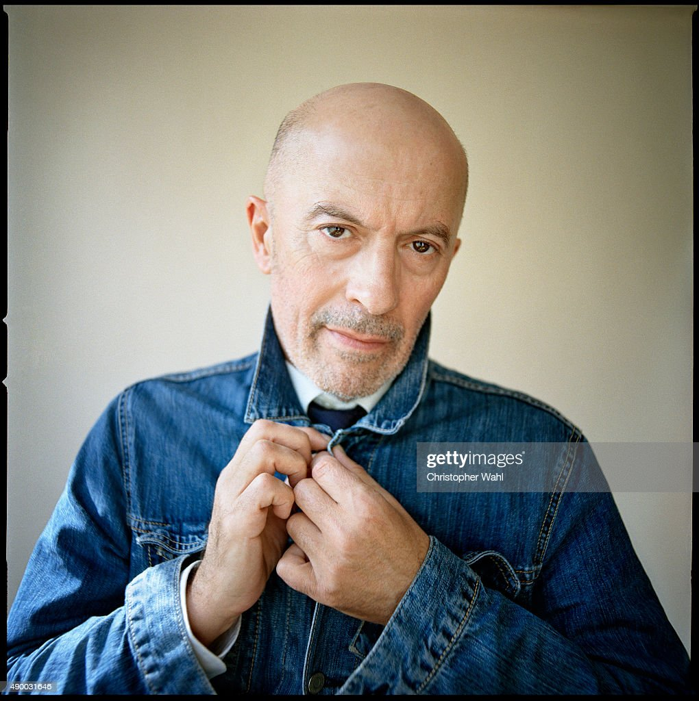 Screenwriter and director Jacques Audiard is photographed for The Globe and Mail on September 15, 2015 in Toronto, Ontario.