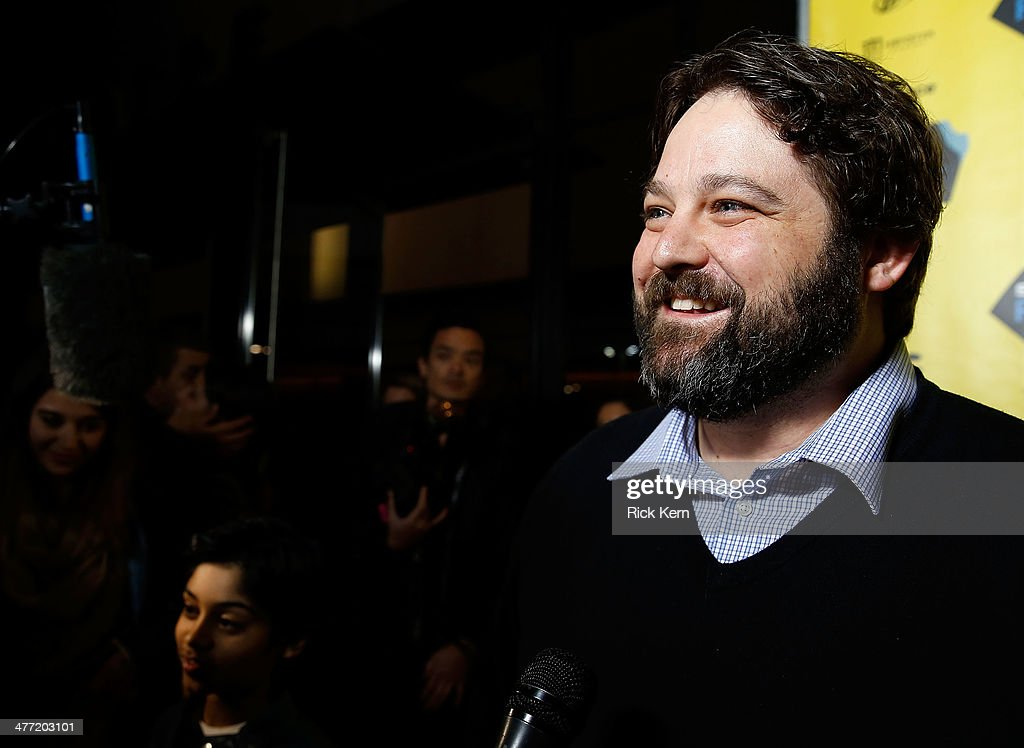 Screenwriter Andrew Dodge arrives at the SXSW Red Carpet Screening Of Focus Features' 'Bad Words' on March 7, 2014 in Austin, Texas.