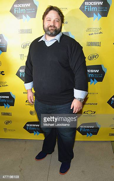 Screenwriter Andrew Dodge attends the 'Bad Words' Premiere during the 2014 SXSW Music Film Interactive Festival at Topfer Theatre at ZACH on March 7...