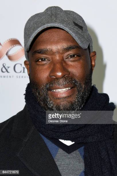 Screenwriter Antwone Fisher attends the 12th Annual Final Draft Awards at Paramount Theatre on February 23 2017 in Hollywood California