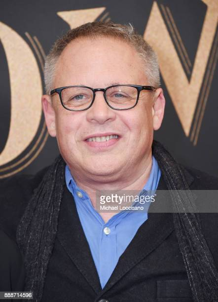 Screenwriter Bill Condon attends the 'The Greatest Showman' World Premiere aboard the Queen Mary 2 at the Brooklyn Cruise Terminal on December 8 2017...