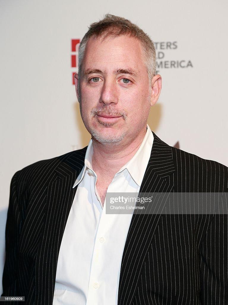 Screenwriter Brian Koppelman attends the 65th Annual Writers Guild East Coast Awards at B.B. King Blues Club & Grill on February 17, 2013 in New York City.