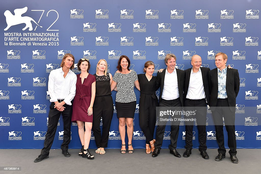 'Tempete' Photocall - 72nd Venice Film Fstival