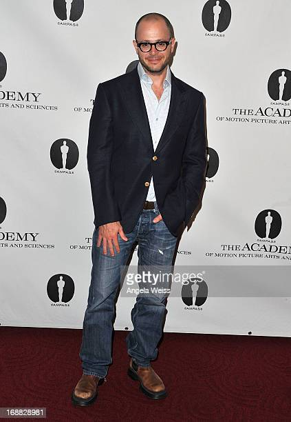 Screenwriter Damon Lindelof attends 'Turning The Page Storytelling in the Digital Age' presented by The Academy Of Motion Pictures Arts And Sciences...