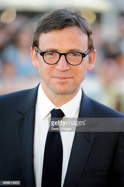 Screenwriter David Nicholls attends the World Premiere of 'Far From The Madding Crowd' at BFI Southbank on April 15 2015 in London England