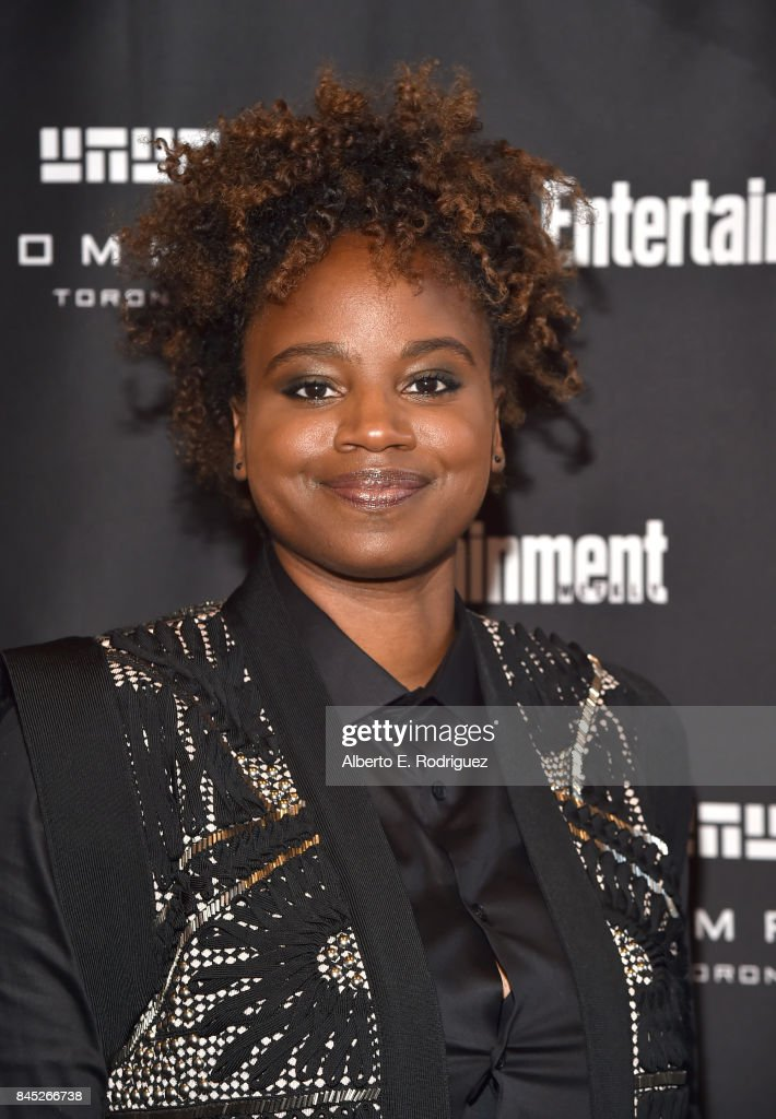 Screenwriter Dee Rees attends Entertainment Weekly's Must List Party during the Toronto International Film Festival 2017 at the Thompson Hotel on September 9, 2017 in Toronto, Canada.