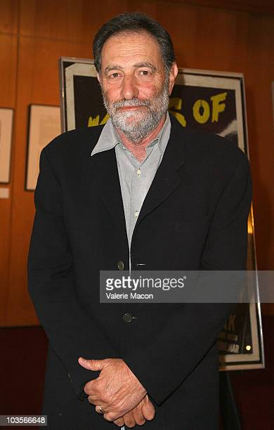 Screenwriter Eric Roth attends AMPAS Screening of 'Kiss of Death' on August 23 2010 in Beverly Hills California