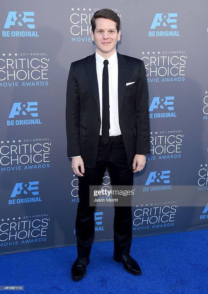 20th Annual Critics' Choice Movie Awards - Arrivals