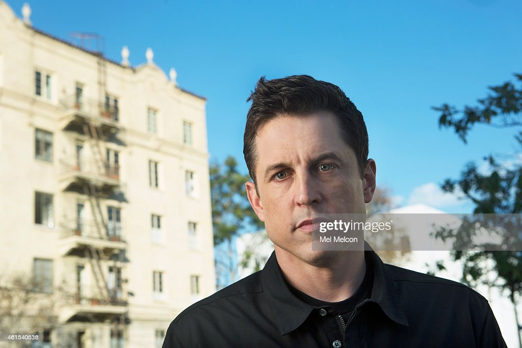 Screenwriter Jason Hall is photographed for Los Angeles Times on December 4, 2014 in Los Angeles, California. PUBLISHED IMAGE.