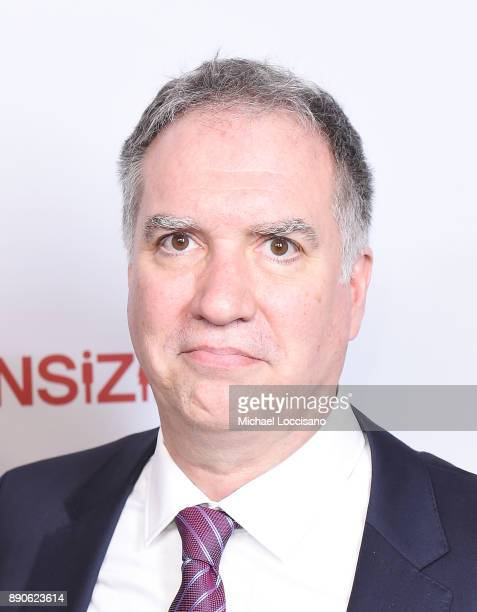 Screenwriter Jim Taylor attends the New York screening of 'Downsizing' at AMC Lincoln Square Theater on December 11 2017 in New York City
