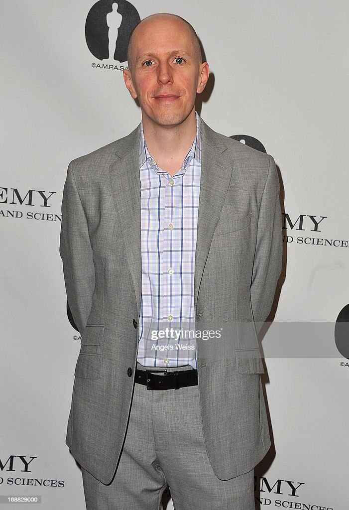 Screenwriter John August attends 'Turning The Page: Storytelling in the Digital Age' presented by The Academy Of Motion Pictures Arts And Sciences at AMPAS Samuel Goldwyn Theater on May 15, 2013 in Beverly Hills, California.