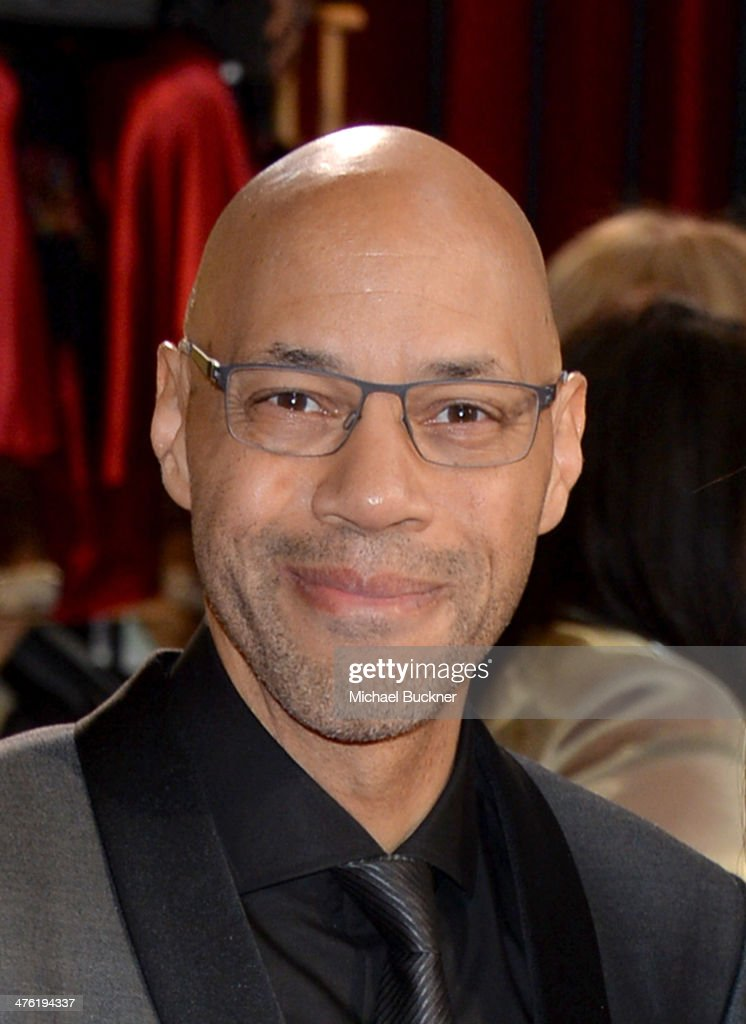 Screenwriter John Ridley attends the Oscars held at Hollywood Highland Center on March 2 2014 in Hollywood California