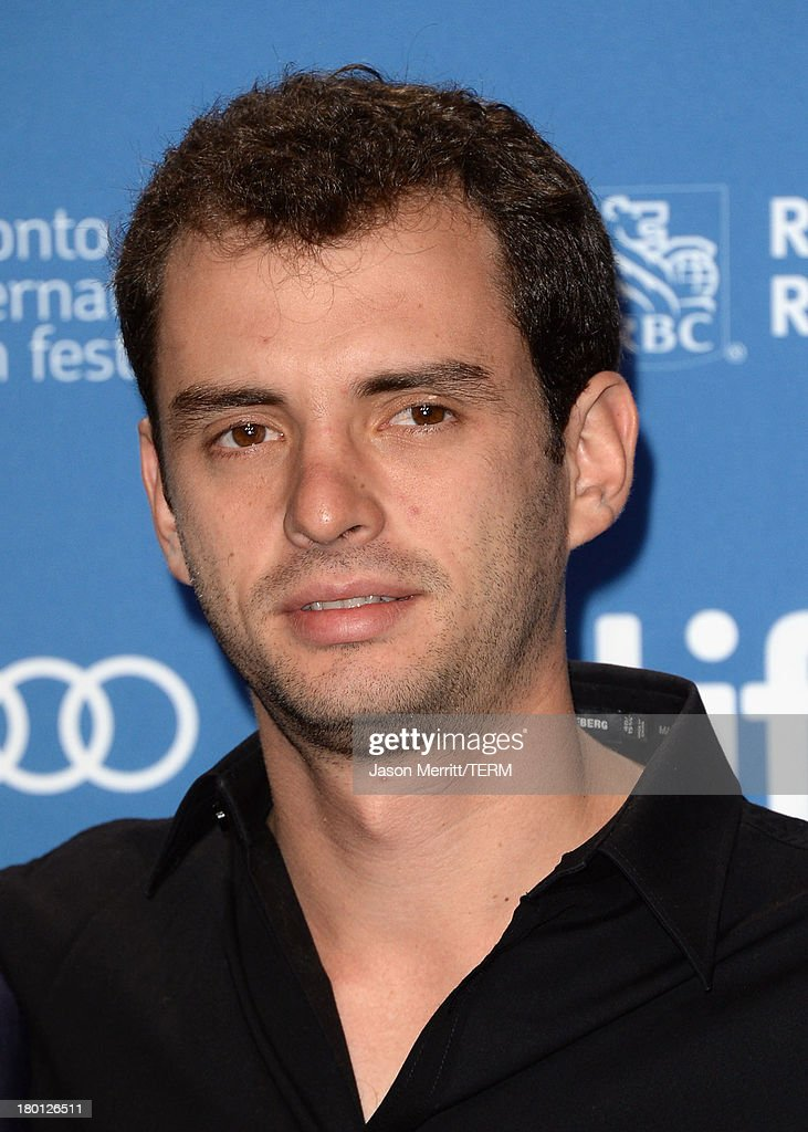 Screenwriter Jonas Cuaron attends 'Gravity' Press Conference during the 2013 Toronto International Film Festival at TIFF Bell Lightbox on September 9, 2013 in Toronto, Canada.