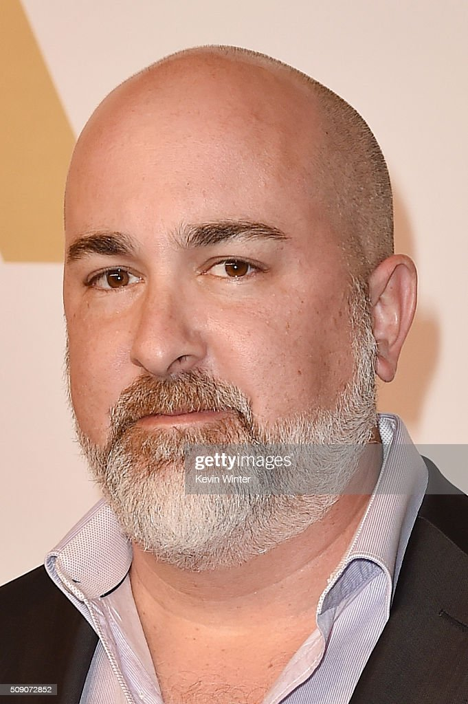 Screenwriter <a gi-track='captionPersonalityLinkClicked' href=/galleries/search?phrase=Jonathan+Herman+-+Writer&family=editorial&specificpeople=15341282 ng-click='$event.stopPropagation()'>Jonathan Herman</a> attends the 88th Annual Academy Awards nominee luncheon on February 8, 2016 in Beverly Hills, California.