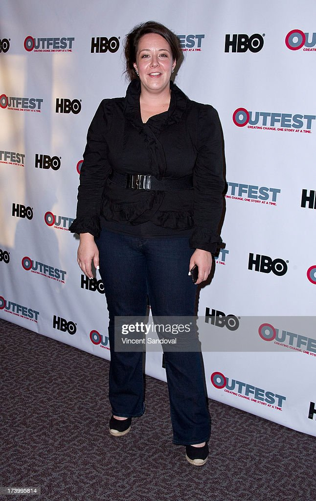 Screenwriter Julia Dwyer Sullivan attends the Outfest Film Festival - Screenwriting Lab Reading at Directors Guild Of America on July 18, 2013 in Los Angeles, California.