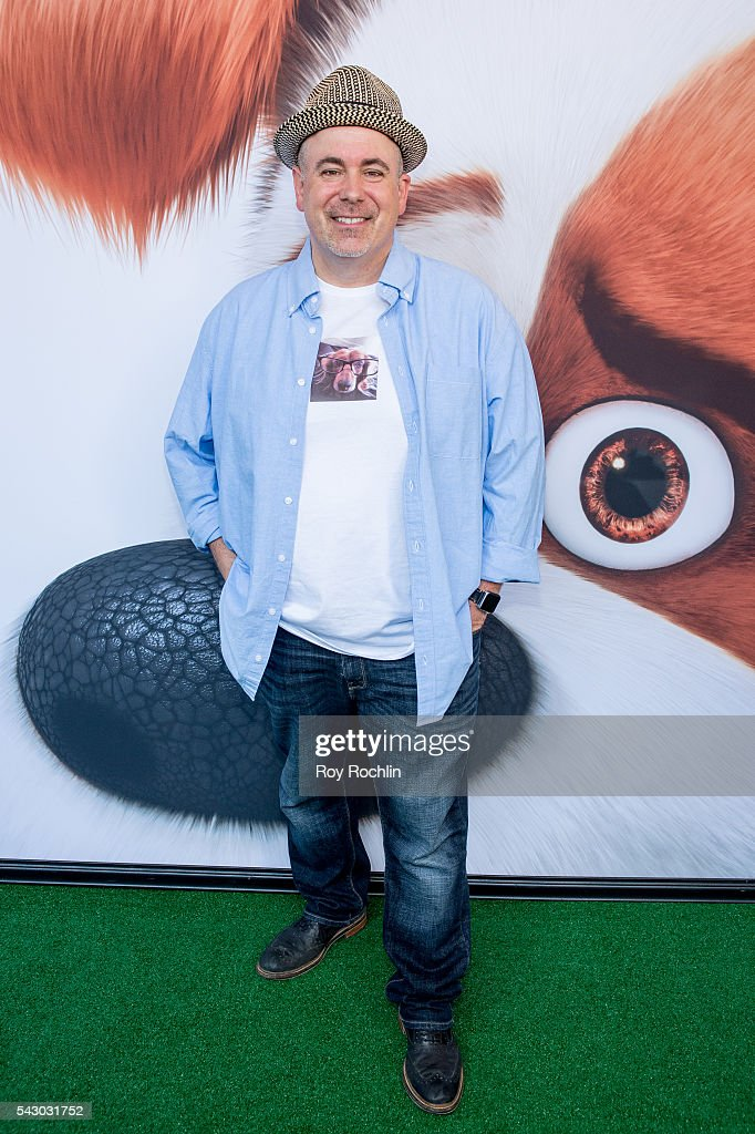 Screenwriter Ken Daurio attends the 'Secret Life Of Pets' New York Premiere on June 25, 2016 in New York City.