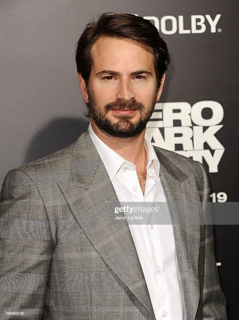 Screenwriter Mark Boal attends the premiere of 'Zero Dark Thirty' at the Dolby Theatre on December 10, 2012 in Hollywood, California.