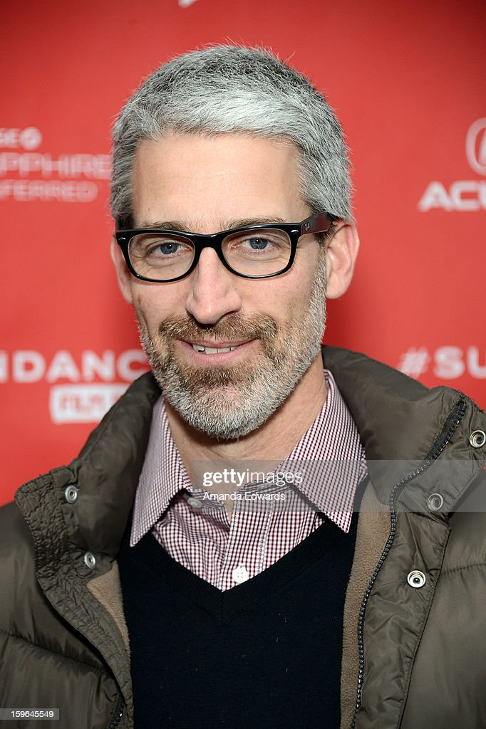 Screenwriter Mark Monroe attends the 'Who Is Dayani' premiere during the 2013 Sundance Film Festival at The Marc Theatre on January 17, 2013 in Park City, Utah.