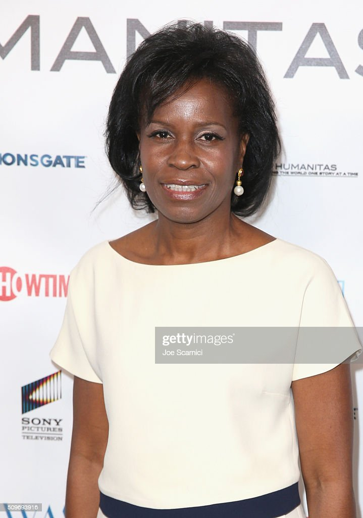 Screenwriter Misan Sagay attends the 41st Humanitas Prize Awards Ceremony at Directors Guild Of America on February 11, 2016 in Los Angeles, California.
