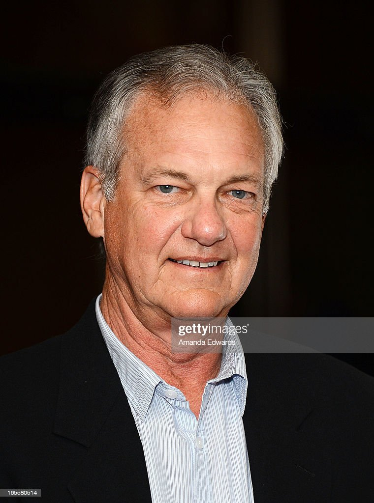 Screenwriter Peter S. Seaman arrives at The Academy Of Motion Picture Arts And Sciences' 25th Anniversary Screening Of 'Who Framed Roger Rabbit' at AMPAS Samuel Goldwyn Theater on April 4, 2013 in Beverly Hills, California.