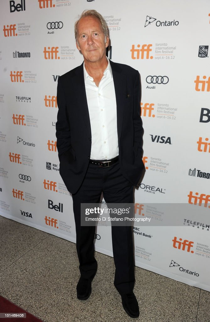 Screenwriter Petter Skavlan attends the 'Kon-Tiki' premiere during the 2012 Toronto International Film Festival on September 7, 2012 in Toronto, Canada.