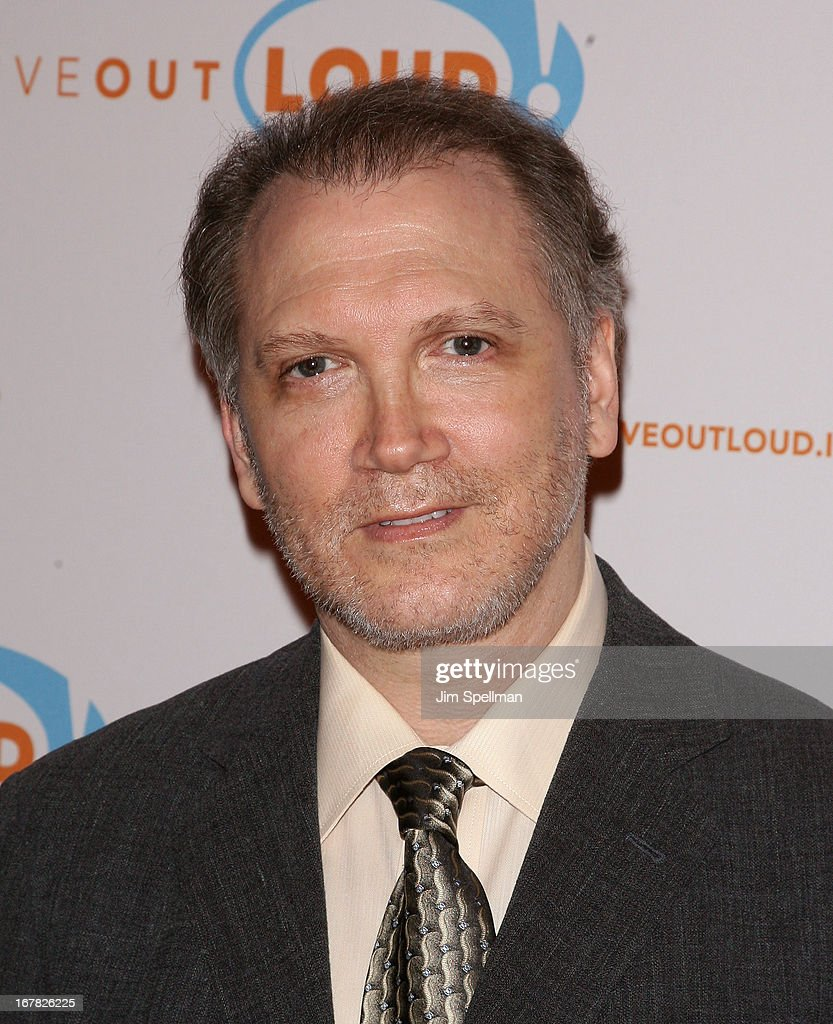 Screenwriter/ playwright <a gi-track='captionPersonalityLinkClicked' href=/galleries/search?phrase=Charles+Busch&family=editorial&specificpeople=227410 ng-click='$event.stopPropagation()'>Charles Busch</a> attends the 12th Annual Live Out Loud Gala at TheTimesCenter on April 30, 2013 in New York City.