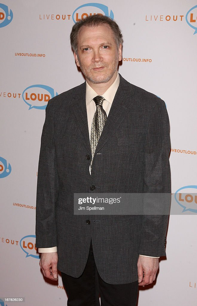Screenwriter/ playwright Charles Busch attends the 12th Annual Live Out Loud Gala at TheTimesCenter on April 30, 2013 in New York City.
