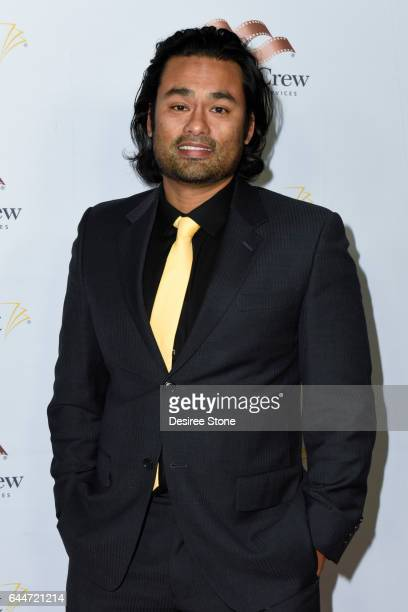 Screenwriter Rajiv Shah attends the 12th Annual Final Draft Awards at Paramount Theatre on February 23 2017 in Hollywood California