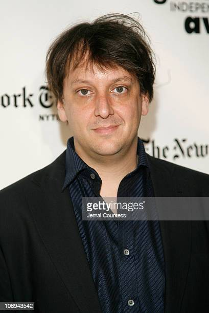Screenwriter Robert D Siegel attends the 18th Annual Gotham Independent Film Awards at the Museum of Finance on December 2 2008 in New York City